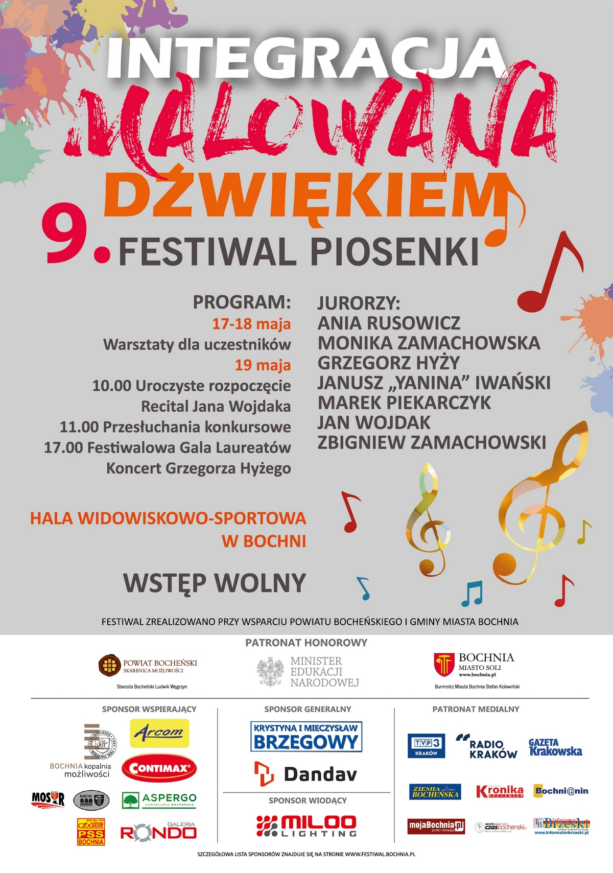 9. Festiwal – 2016