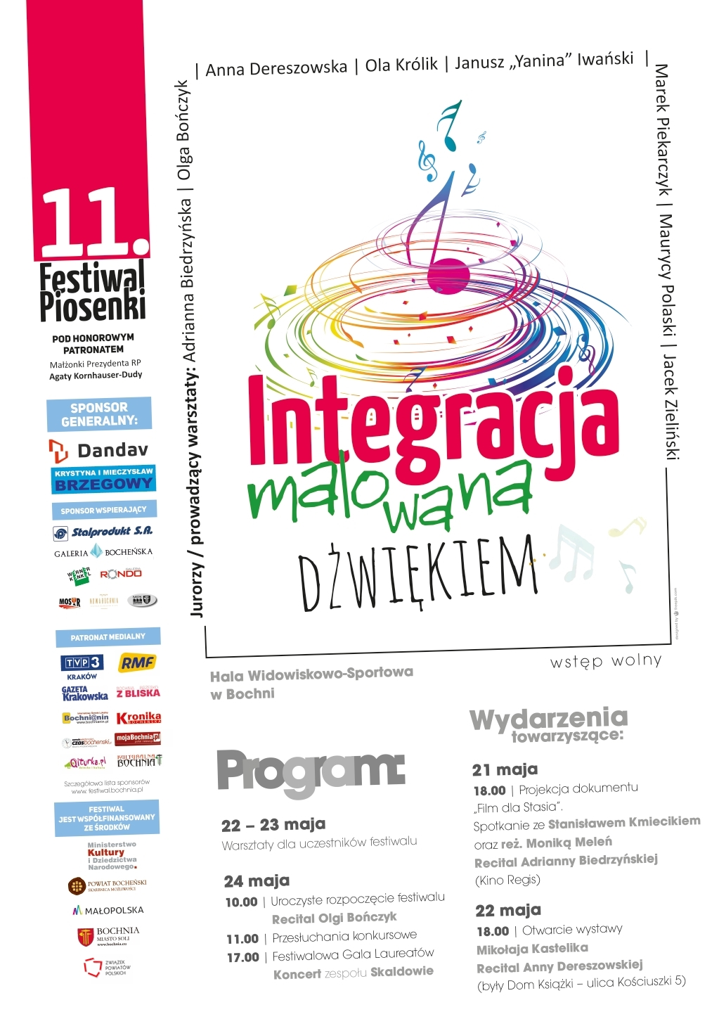 11. Festiwal – 2018