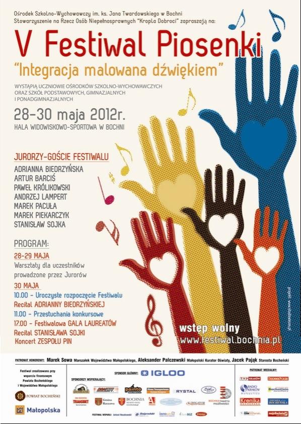 5. Festiwal – 2012