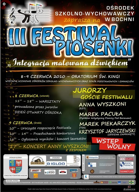 3. Festiwal – 2010